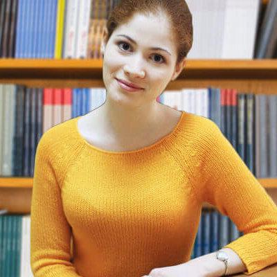 Преподаватель немецкого Светлана