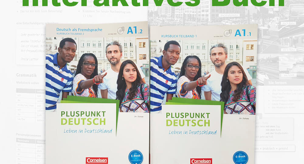 Pluspunkt Deusch A1.1 A1.2 ответы аудио audio