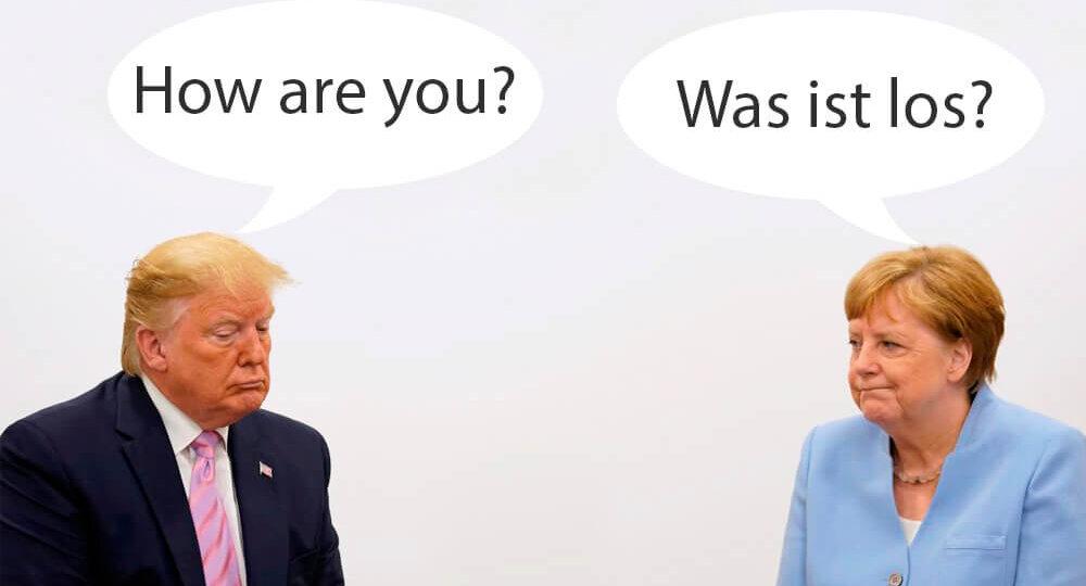приветствия на немецком языке