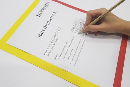 Подготовка к экзамену Strat Deutsch A1