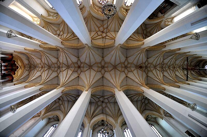 Frauenkirche Мюнхен