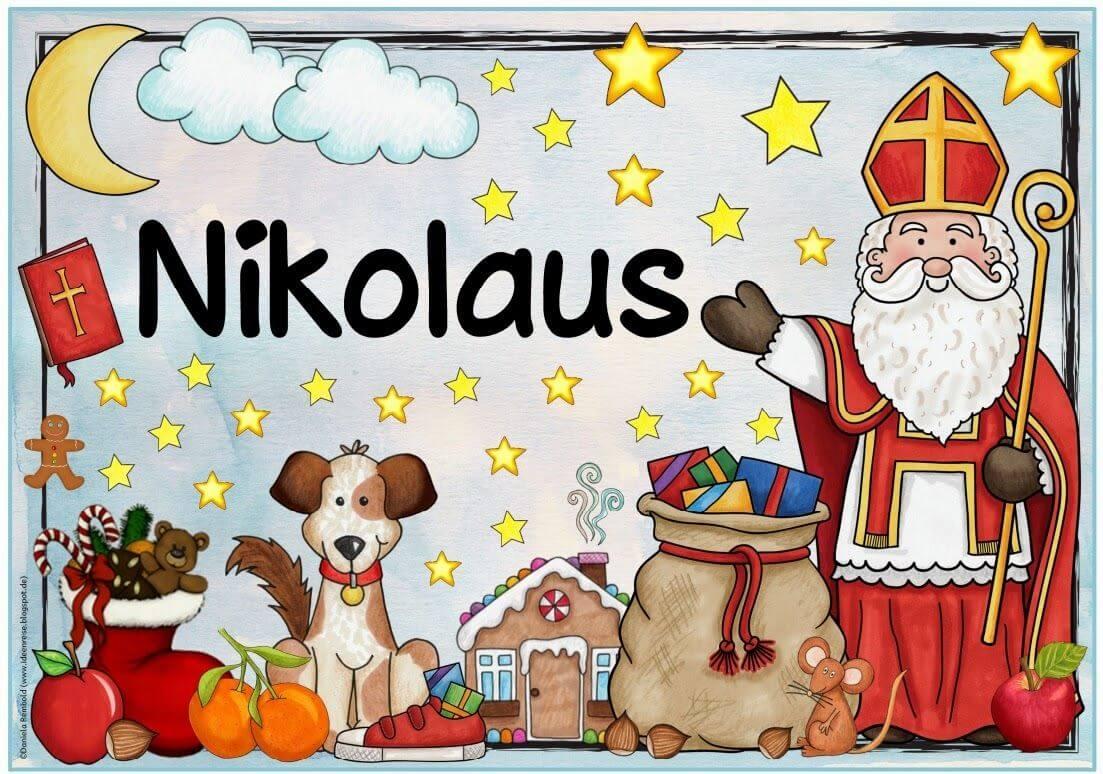 День Святого Николая в Германии