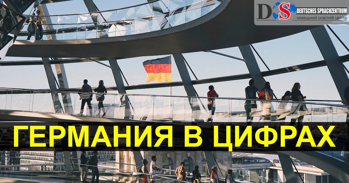 Германия в цифрах