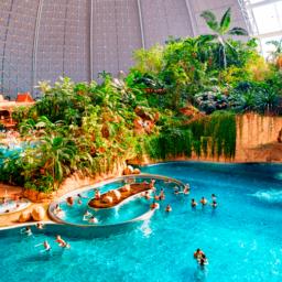Das Tropical Islands Resort