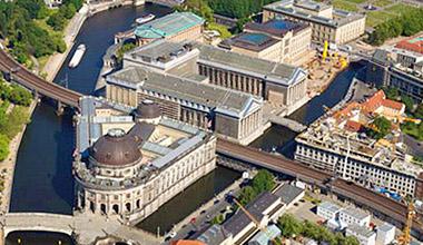 Музей остров в Берлине
