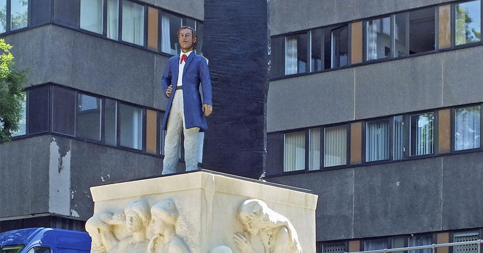 Рихард Вагнер памятник